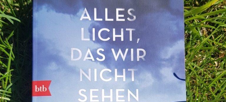 Alles Licht, das wir nicht sehen (Anthony Doerr; 2014 – C.H.Beck oHG, München-Verlag)