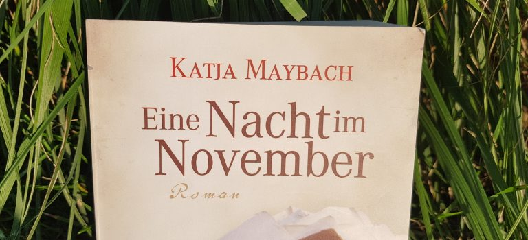 Eine Nacht im November (Katja Maybach; 2007 – Droemer Knauer Verlagsgruppe)