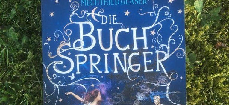 Die Buchspringer (Mechthild Gläser; 2015 – Loewe Verlag)