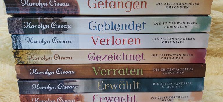 Die Zeitenwanderer Chroniken (Karolyn Ciseau; 2017 – privat veröffentlicht)