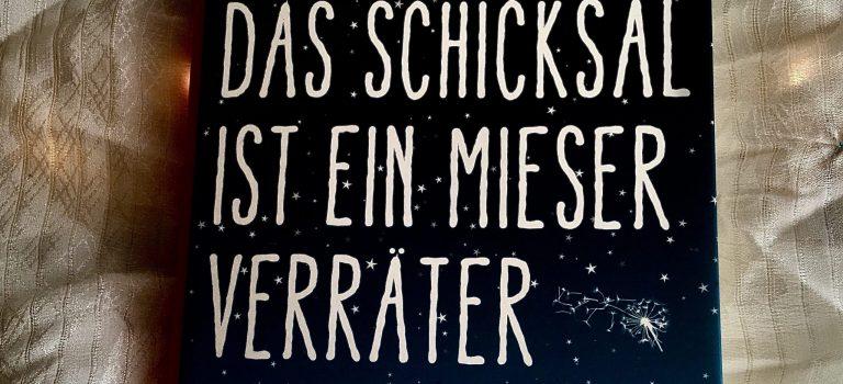 Das Schicksal ist ein mieser Verräter (John Green; 2012 – Hanser Verlag)
