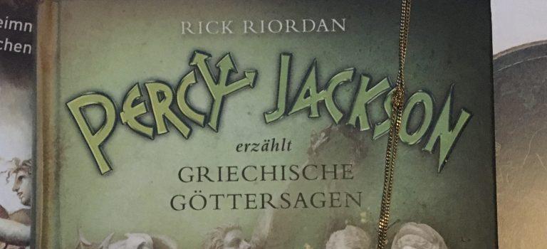 Percy Jackson erzählt griechische Göttersagen (Rick Riordan; 2014 – Carlsen)