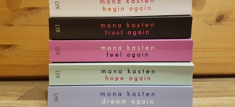 Again-Reihe (Mona Kasten; 2016 – 2020; LYX-Verlag)