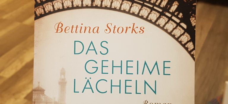 Das geheime Lächeln (Bettina Storks; 2018; Diana-Verlag)