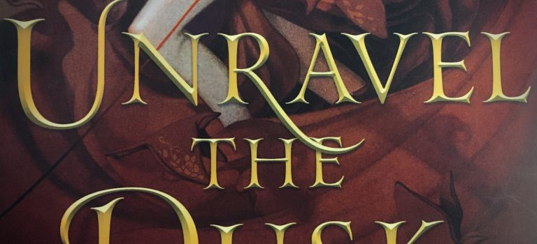 Unravel the dusk (Elizabeth Lim; 2020 – Knopf)