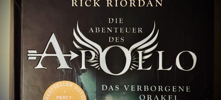 Die Abenteuer des Apollo (Rick Riordan; 2016-2021 – Carlsen)