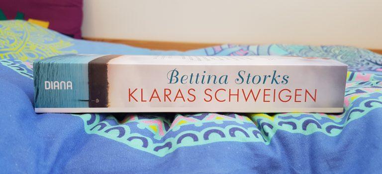Klaras Schweigen (Bettina Storks, 2021 – Diana Verlag)