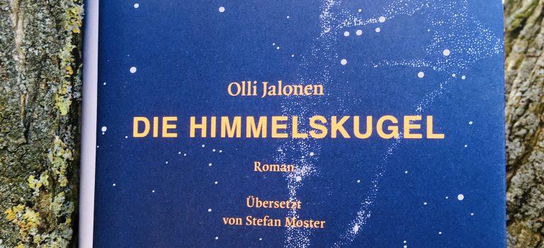 Die Himmelskugel (Olli Jalonen; 2021 – mare)