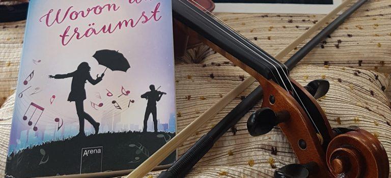 Wovon du träumst (Kira Gembri; 2017 – Arena-Verlag)