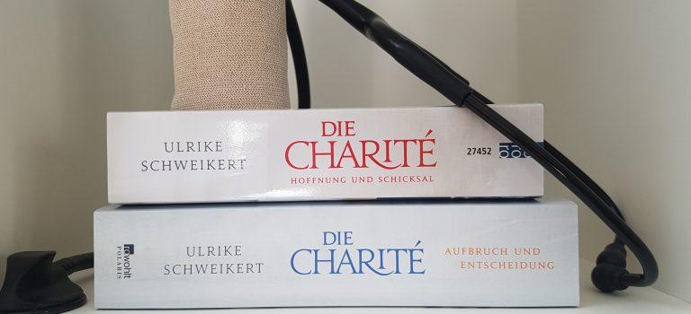 Die Charité (Ulrike Schweikert, 2018 / 19; Rowohlt-Verlag)