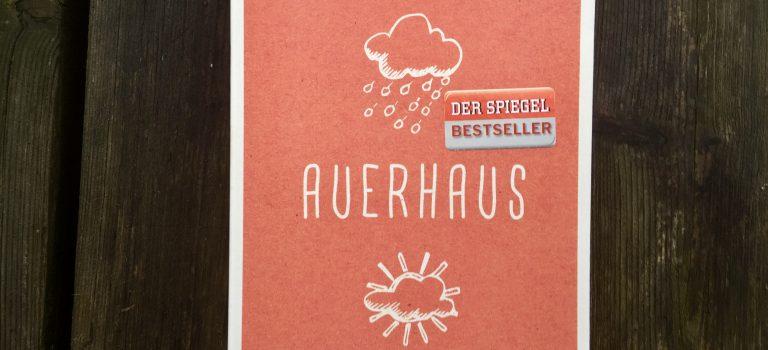 Auerhaus (Bov Bjerg; 2015 – atb)