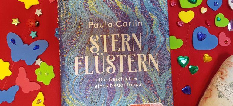 Sternflüstern (Paula Carlin, 2021, Diedrichs-Verlag)